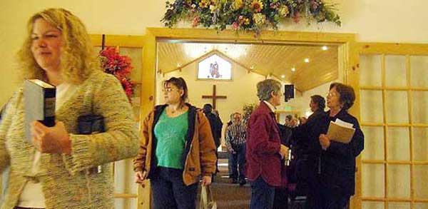 North Fork Community Church, Fellowship